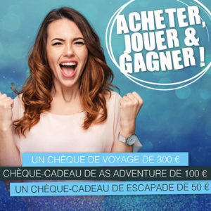 De super prix à remporter au Shopping Hognoul !